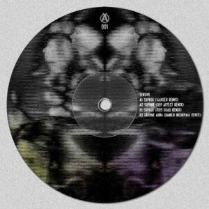 MRKD001 - Sensive - Suprok EP Remixes (14anger, Dep Affect, Kris Goad, Danilo Incorvaia)
