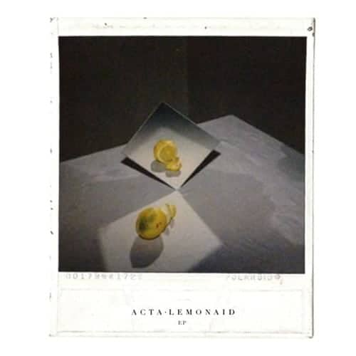MRKD003 ACTA Lemonaid EP (INTERFERON, N.A.A.F.I., Hidden Rooms, Anthro, Falhaber)