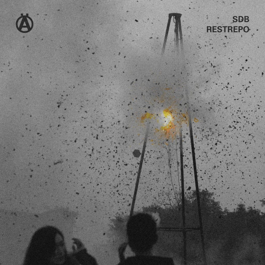 Artwork SDB - Restrepo EP (Ft. Repro & AERT)