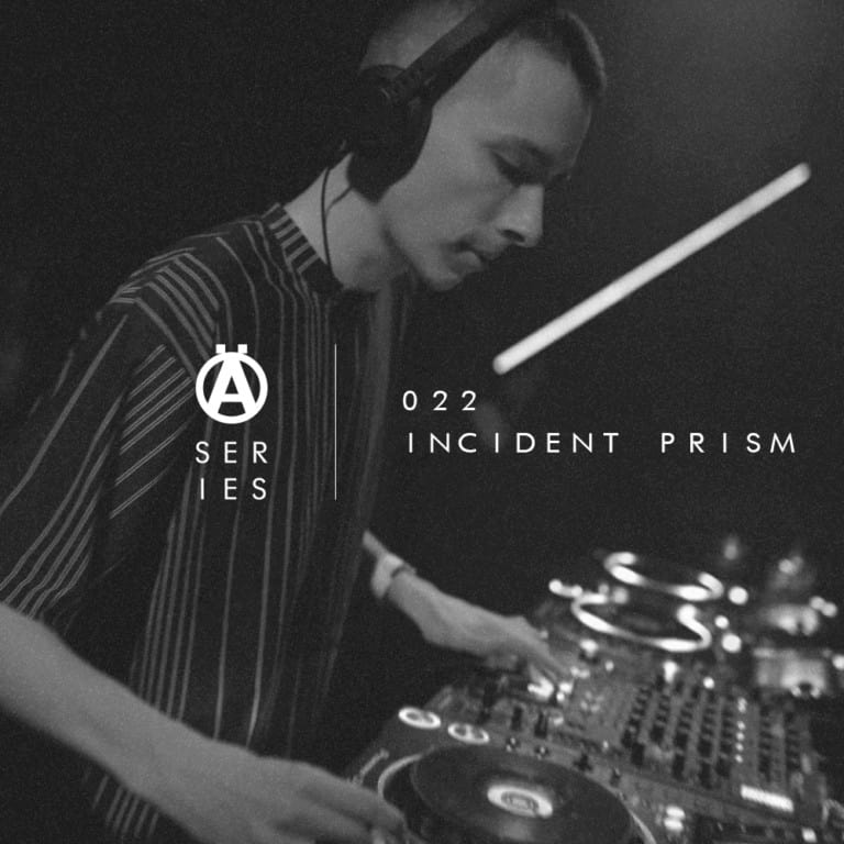 Märked Podcast Series 022 Incident Prism
