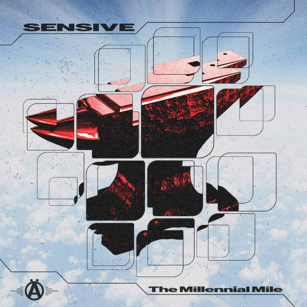 The Millennial Mile EP Artwork