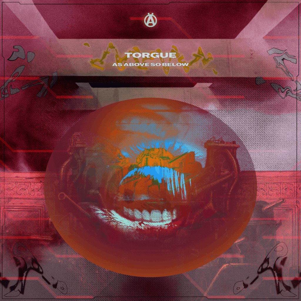 Artwork for As Above So Below EP by Torgue