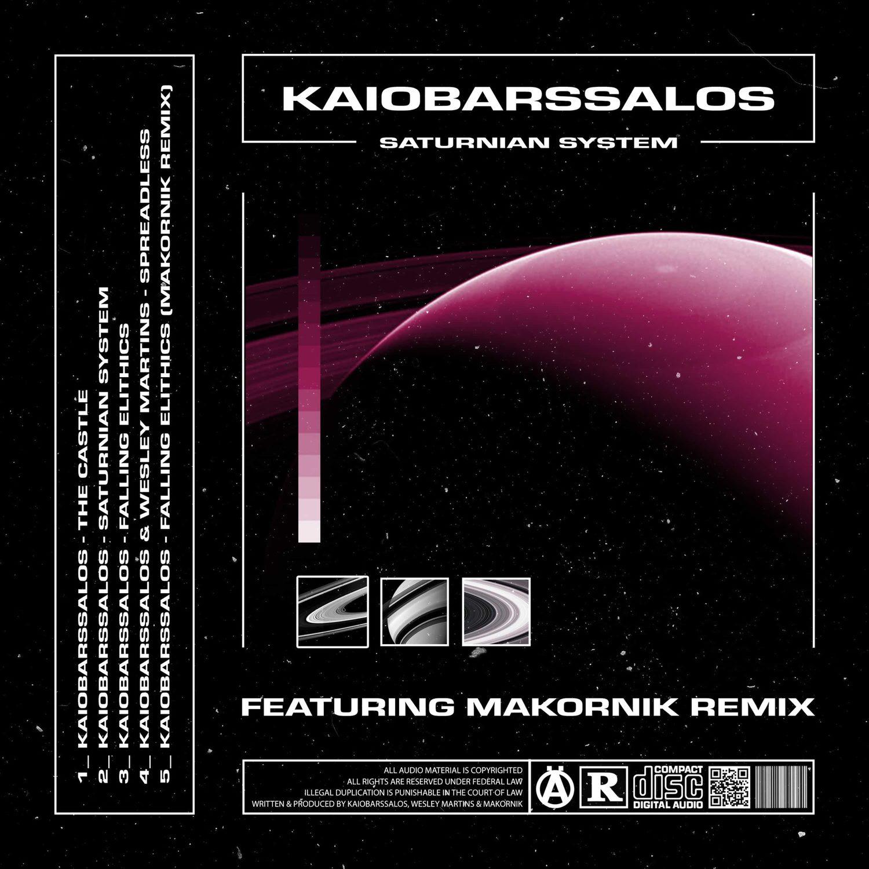 KaioBarssalos Saturnian System Art
