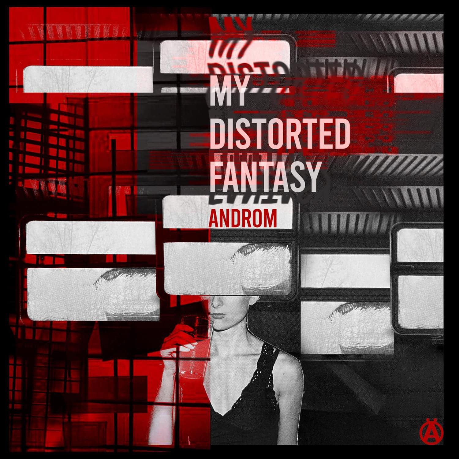 ANDROM My Distorted Fantasy EP Artwork