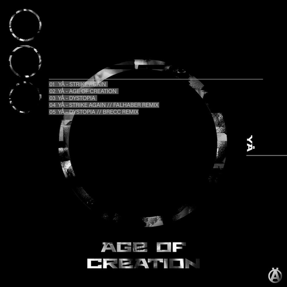 YÅ Age Of Creation Artwork