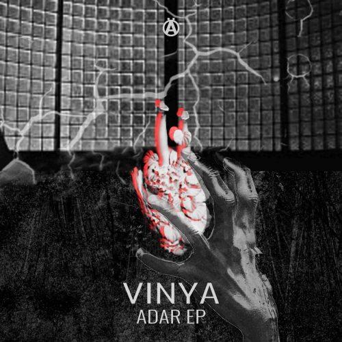 VINYA Adar EP artwork by Robin Beekman